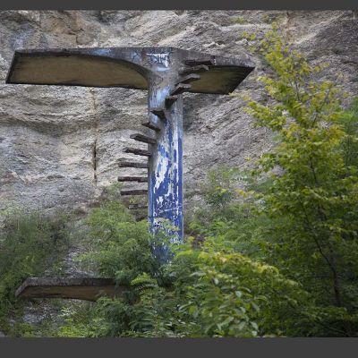 Sprungturm | Collage
