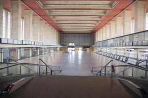 Zentralflughafen Berlin | Empfangshalle