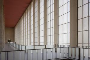 Zentralflughafen Berlin | Fensterfront
