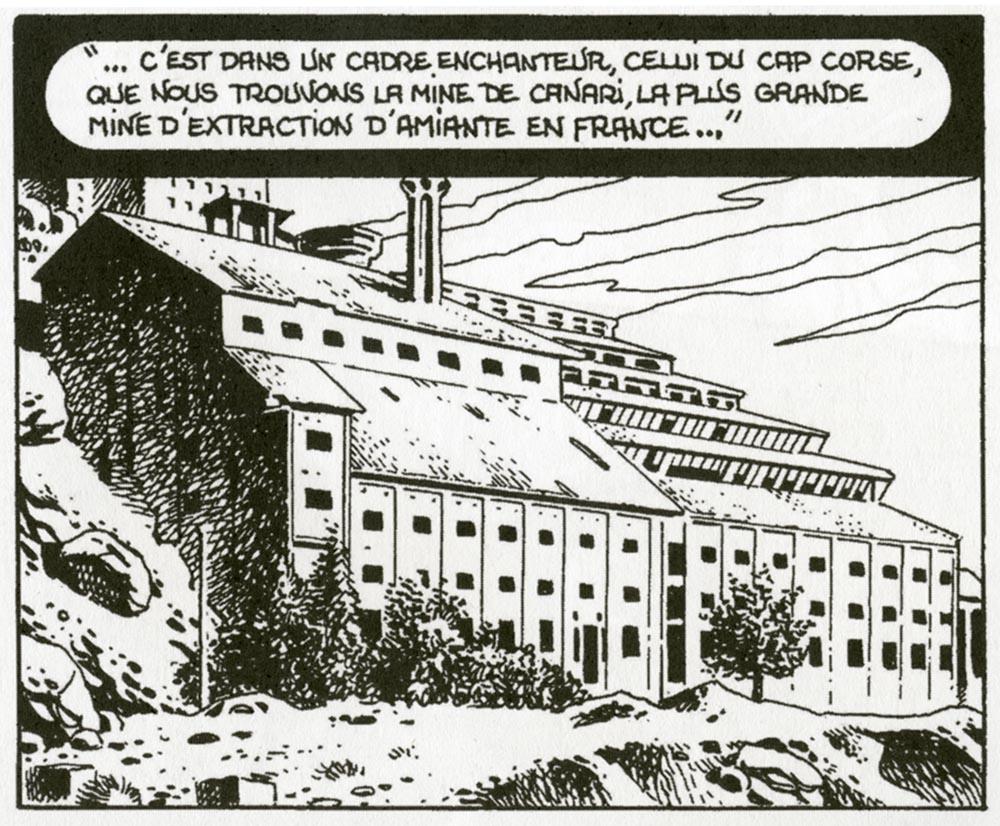CANARI | Comic