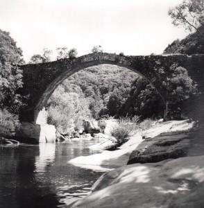 Le pont génois | Pont d'Abra sur le Taravo