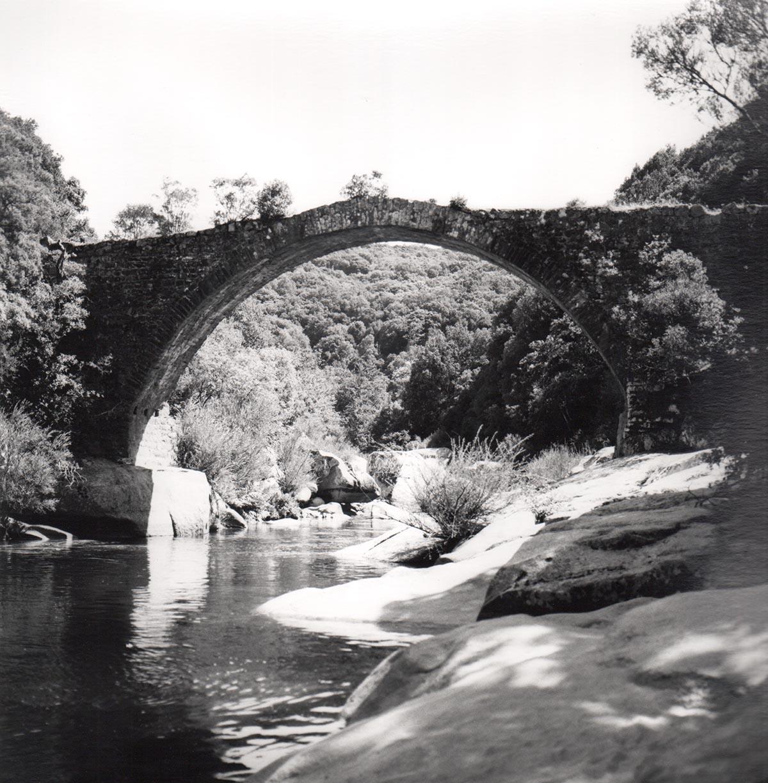 1 Pont d'Abra sur le Taravo