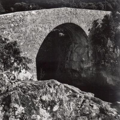 Le pont génois | Ponte Vecchiu sur le Fango