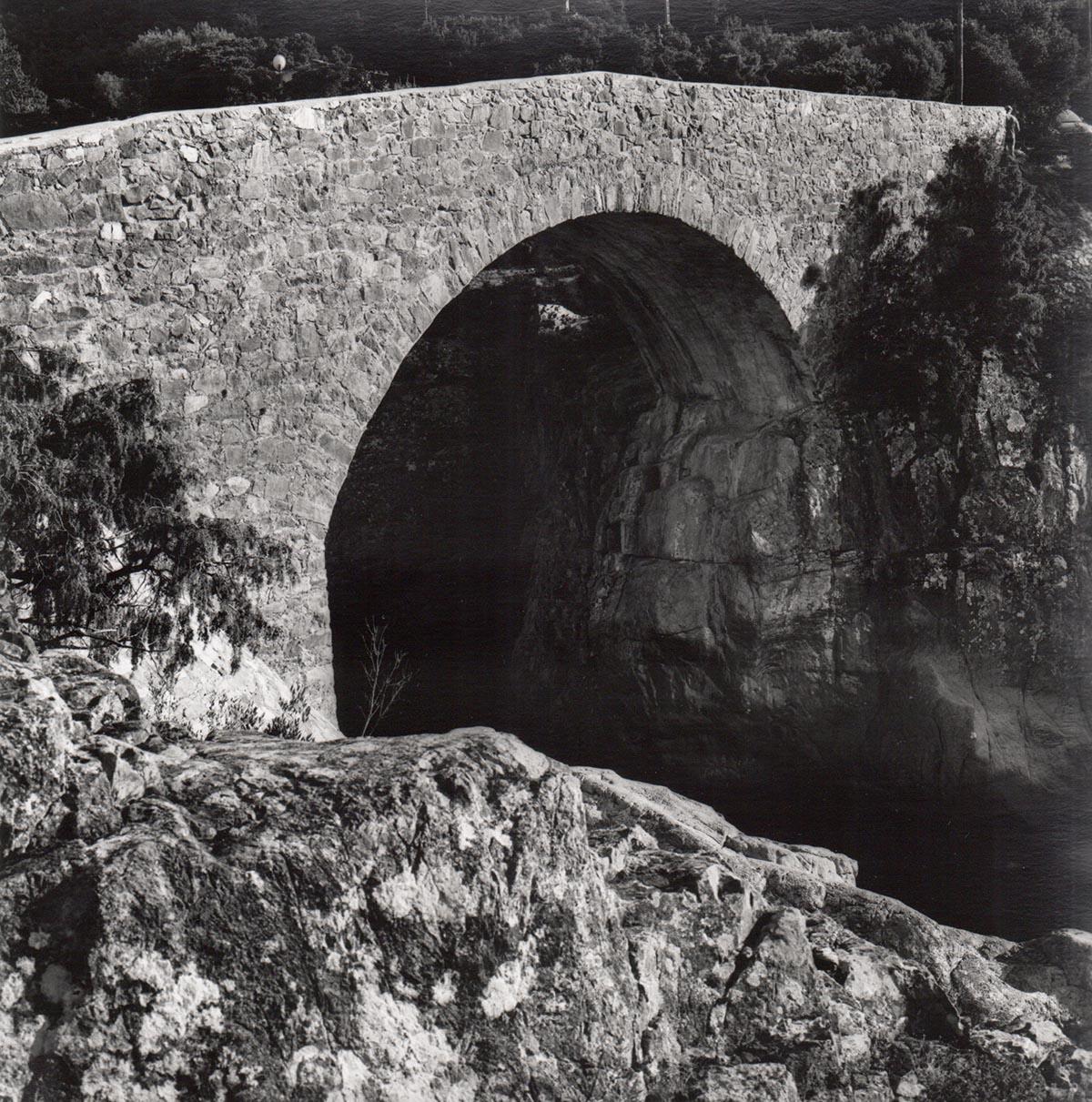 3 Ponte Vecchiu sur le Fango