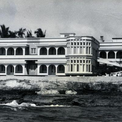 Hotel Santa Carolina | Historische Postkarte