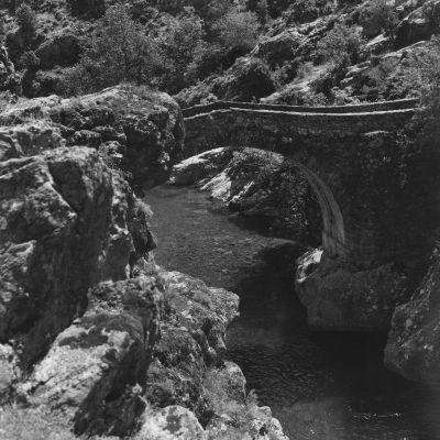 Le pont génois | Pont sur l'Asco