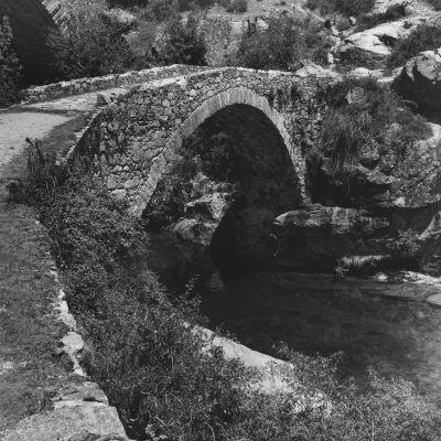 Le pont génois | onte Altu sur le Golo - Albertacce