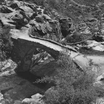 Le pont génois | Ponte Altu sur le Golo - Albertacce