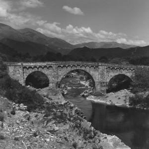 Le pont génois | Pont sur le Tavignano - Altani