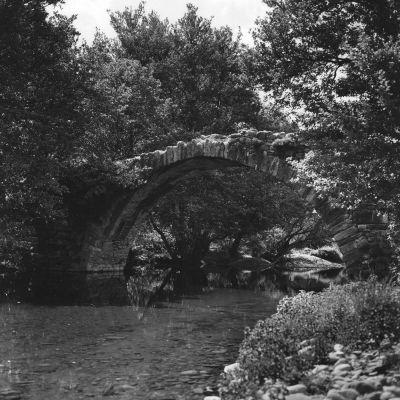 Le pont génois | Ponte Rosso
