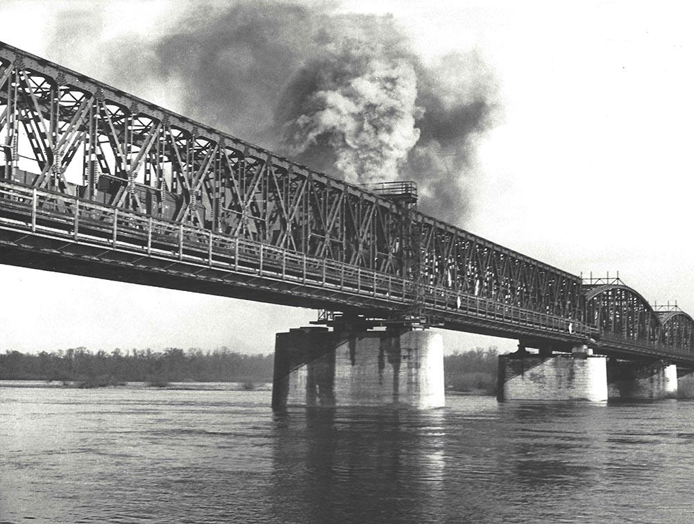 Kanonenbahn Barby | Historisches Foto
