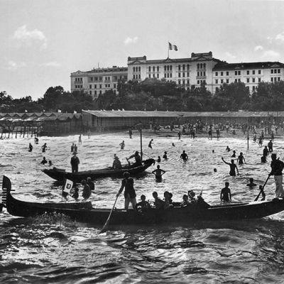 Grand Hotel des Bains | Historische Postkarte