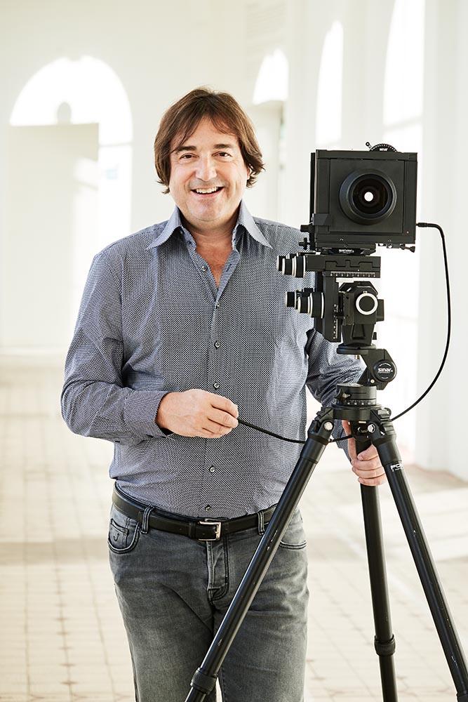Helmut Giersiefen | About Me | Portrait