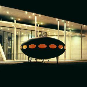 Helmut Giersiefen | München | Futuro House Pinakothek der Moderne