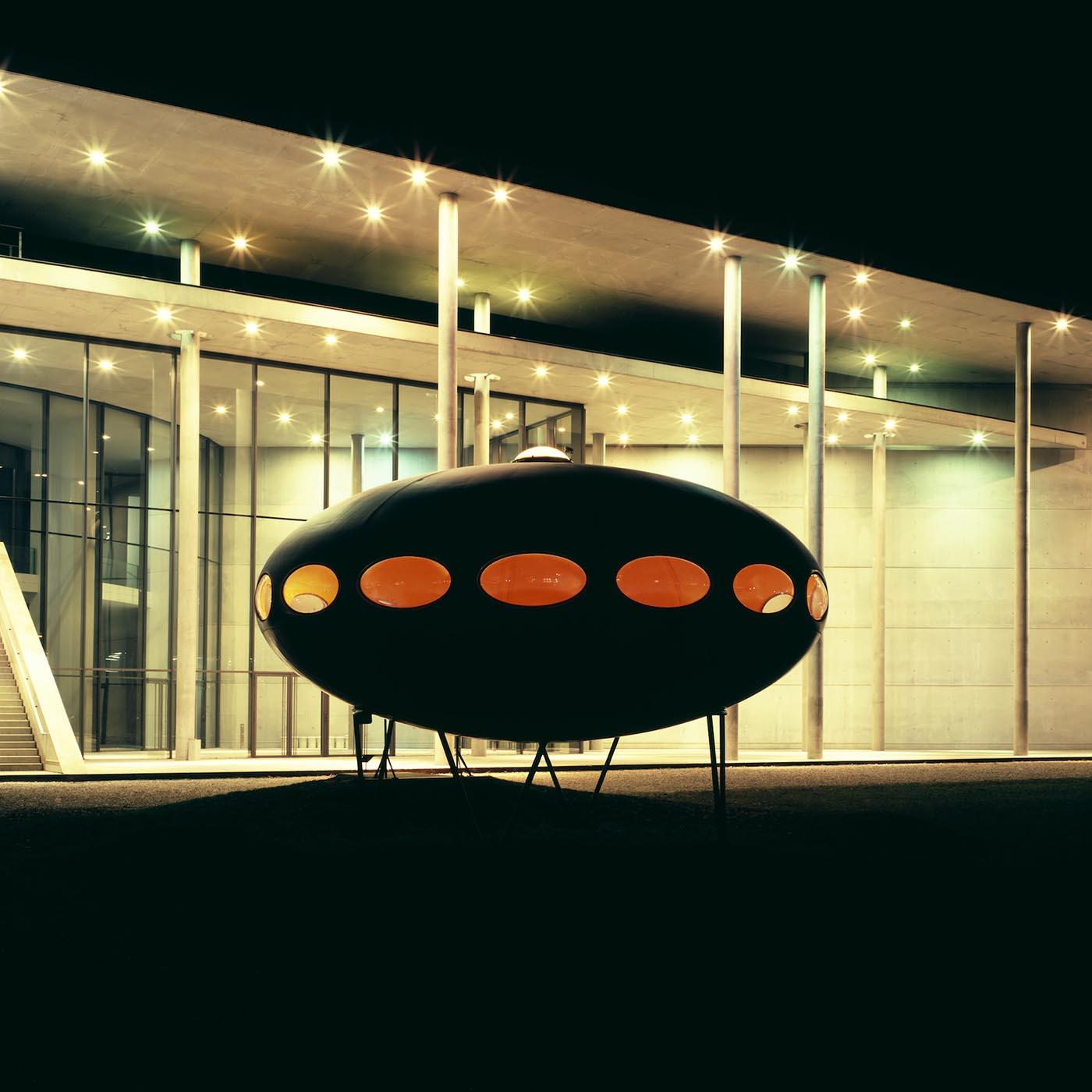 Futuro Haus | Pinakothek der Moderne