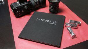 Helmut Giersiefen | Latitude 43 | Buch 01
