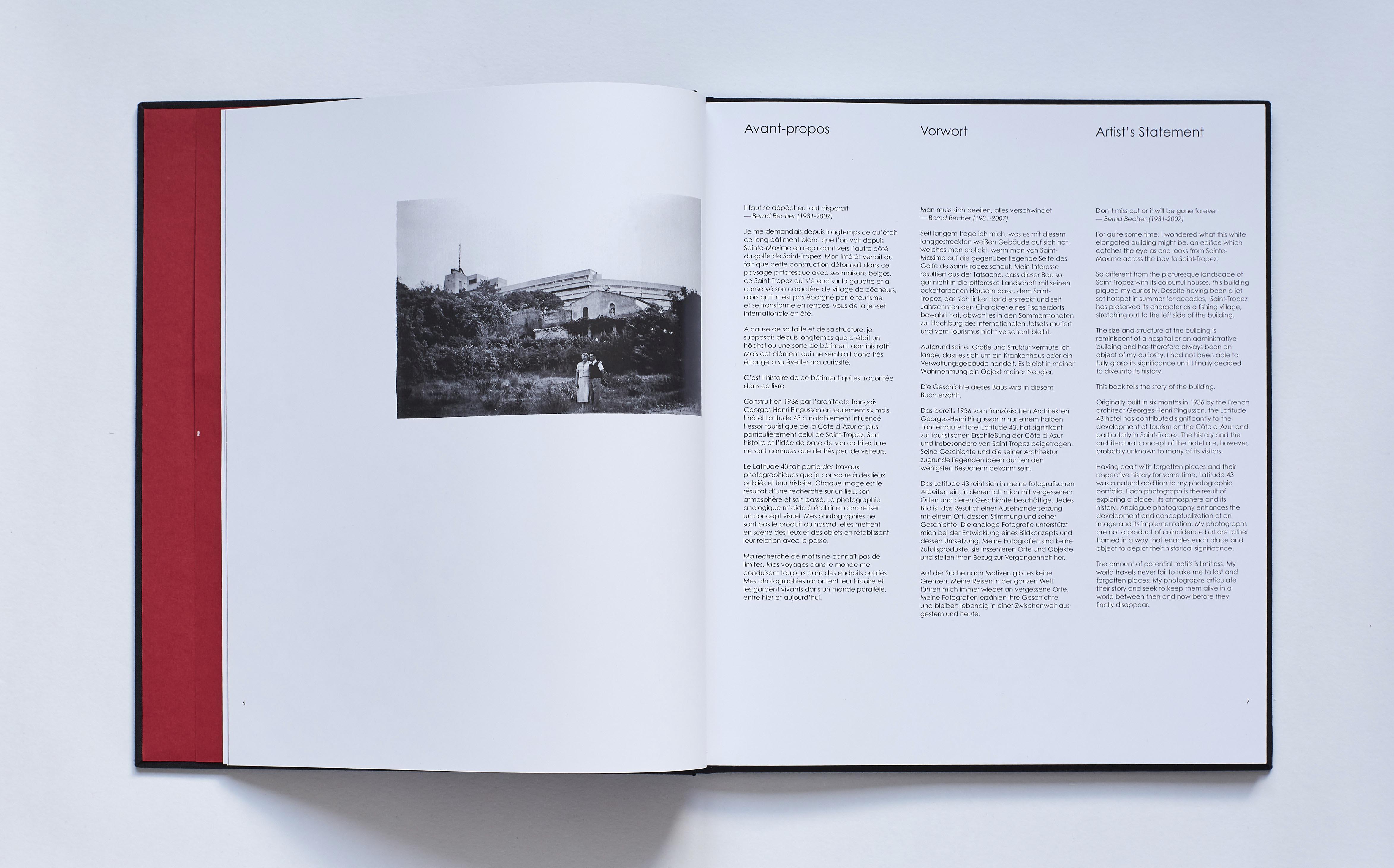 Latitude 43 | Buch 01