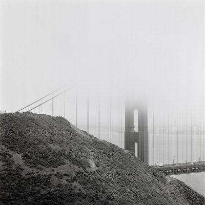 Helmut Giersiefen // LICHTBLICKE // Golden Gate 01
