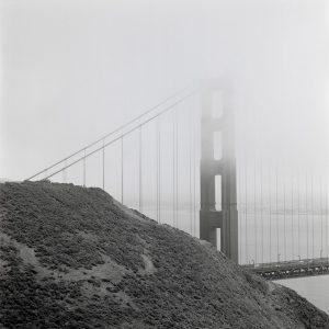 Helmut Giersiefen // LICHTBLICKE // Golden Gate 02
