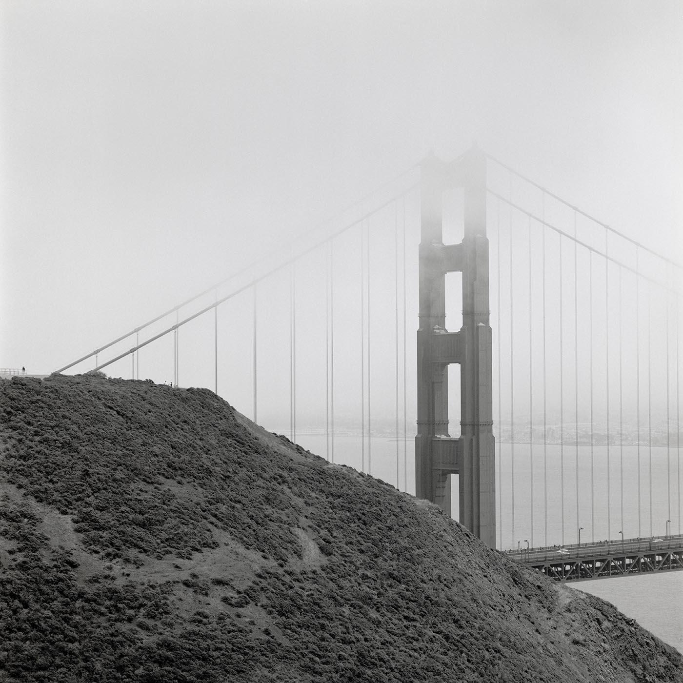 Helmut Giersiefen // LICHTBLICKE // Golden Gate 03