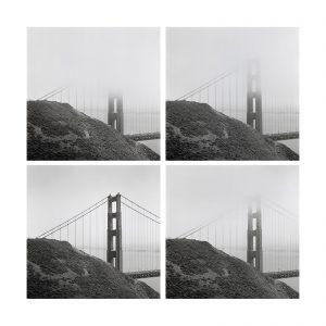 Helmut Giersiefen // LICHTBLICKE // Golden Gate All