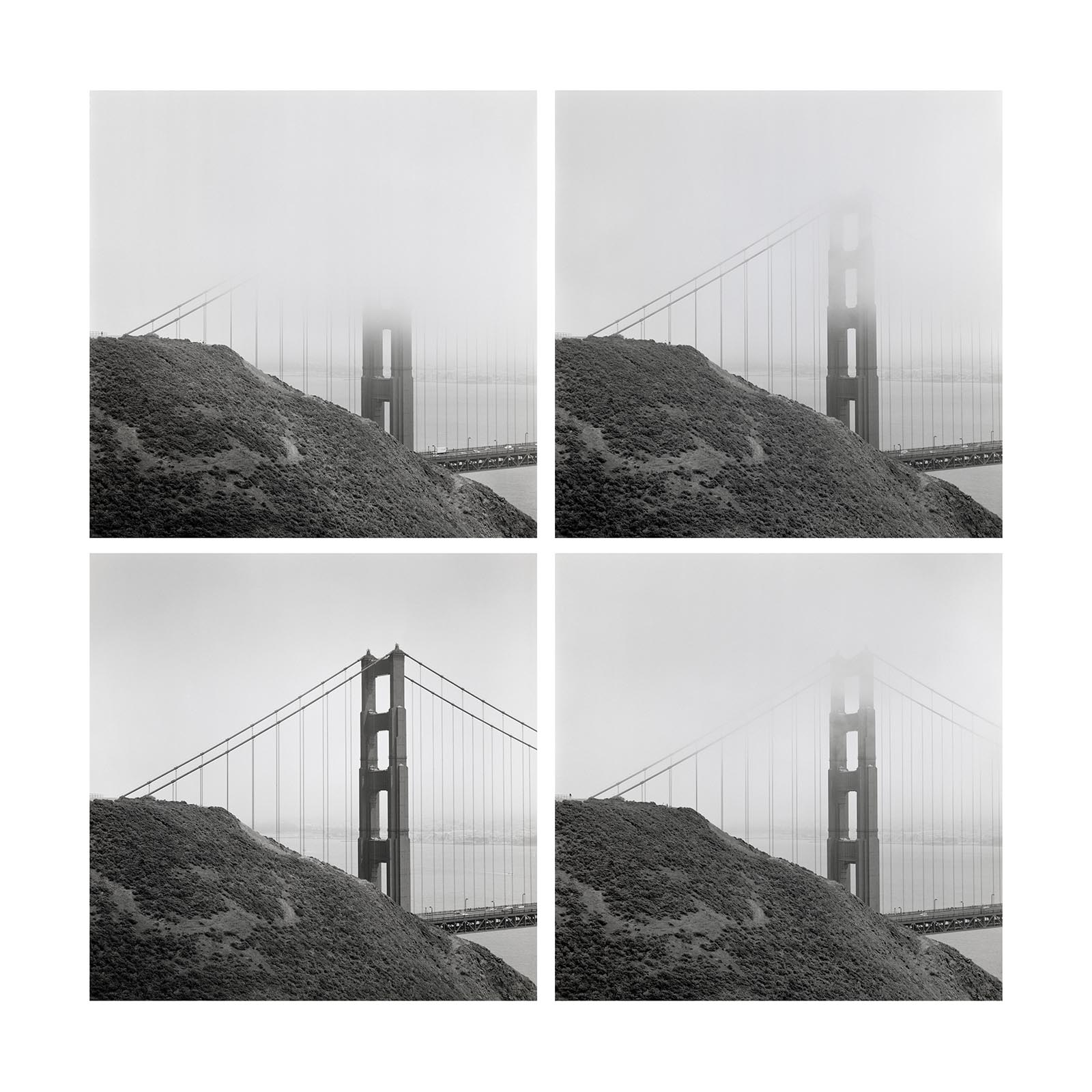 Helmut Giersiefen // LICHTBLICKE // Golden Gate All