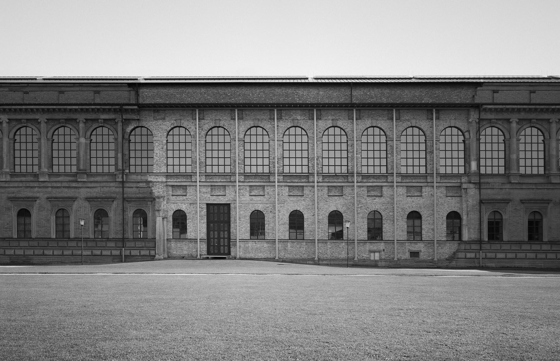 Helmut Giersiefen | München | Alte Pinakothek