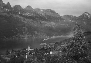 Lochezen | Historische Aufnahme