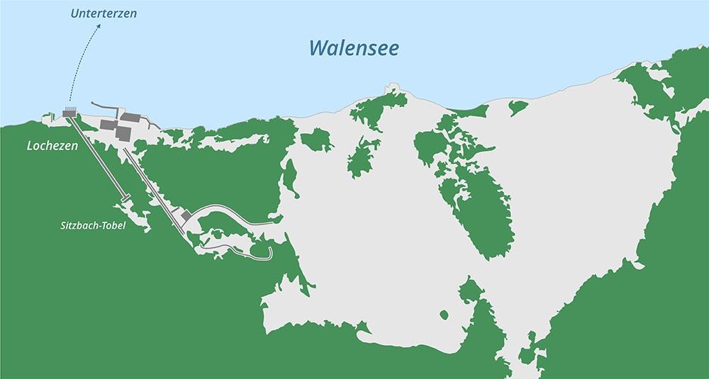 Lochezen | Karte
